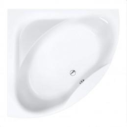 Repabad Taurus wanna narożna biała akryl sanitarny