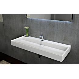 umywalka ścienna umywalka nablatowa BS6001 - szerokość do wyboru